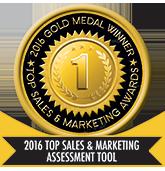 Objective Management Group 2016 Gold Medal